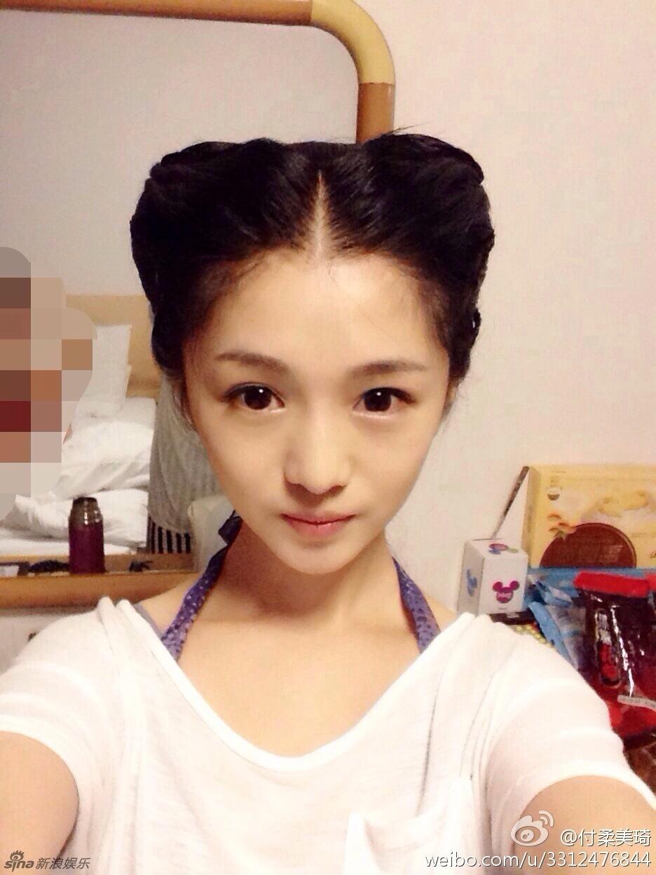 新射雕小龙女陈希妍替身